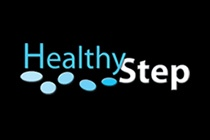 healthy step logo mountain boot company